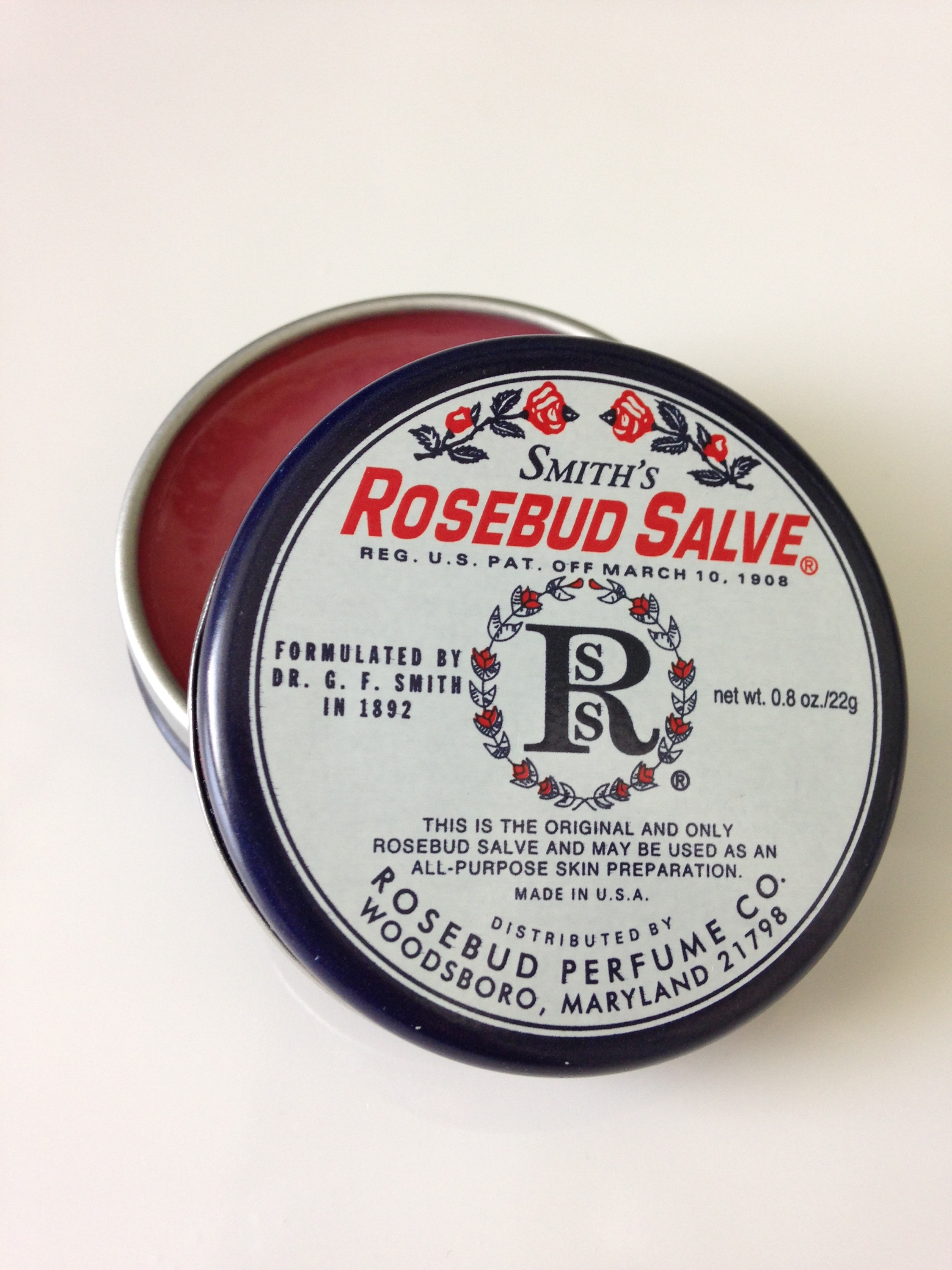 rosebud salve, lip balm, cuticles