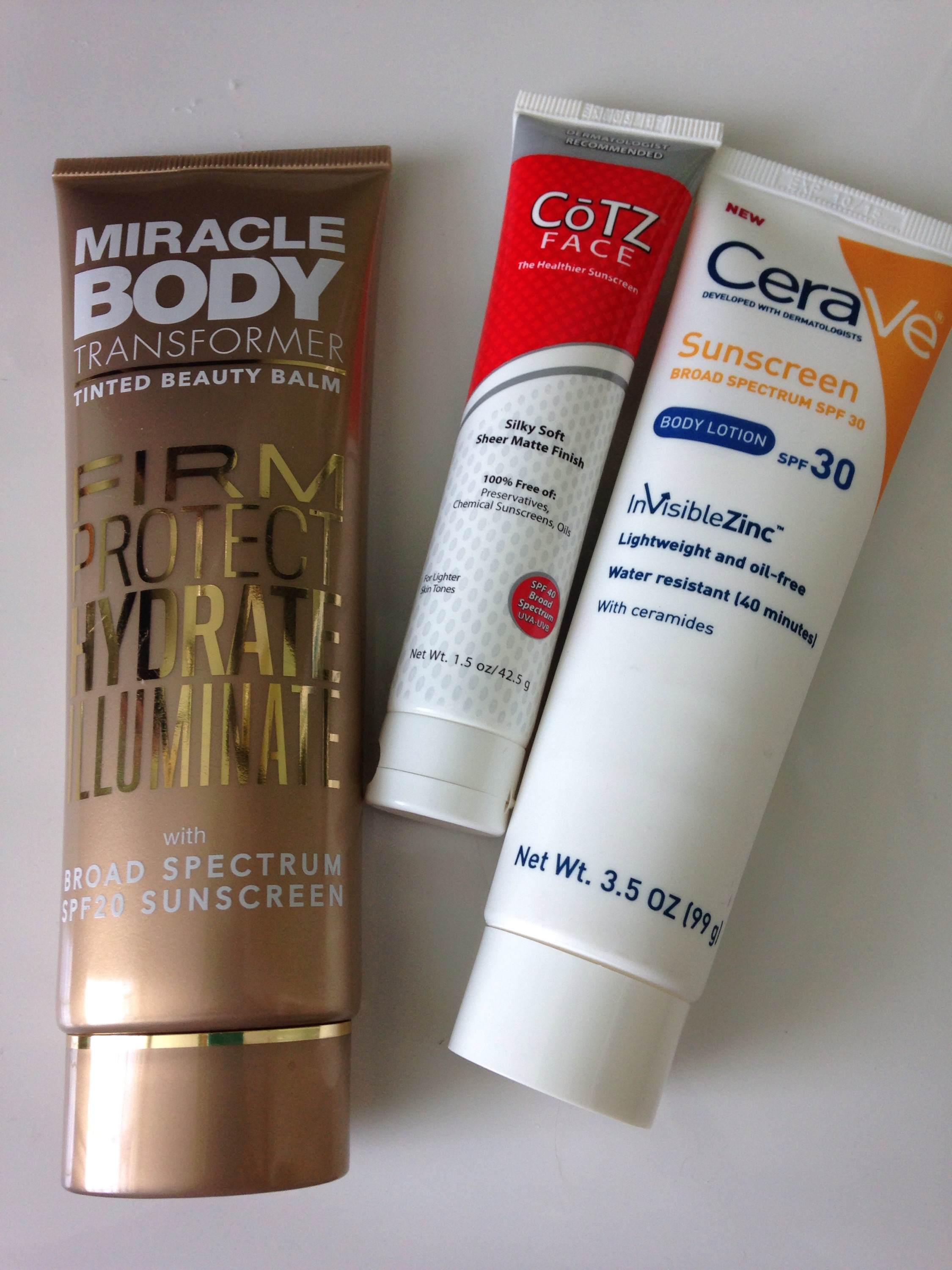 cotz, miracle skin transformer, cerave
