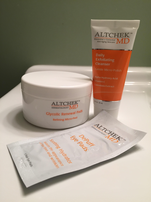 anti-aging, skincare, altchek md