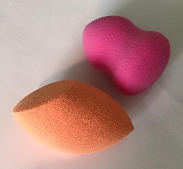 miracle complexion sponge, foundation sponge