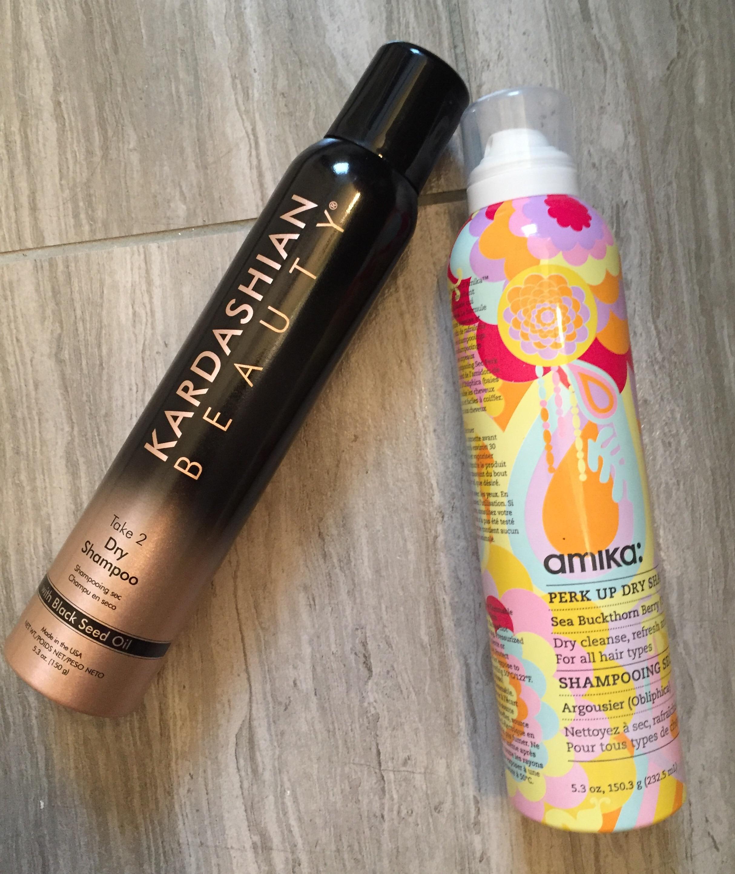 dry shampoo, kardashian beauty, amika